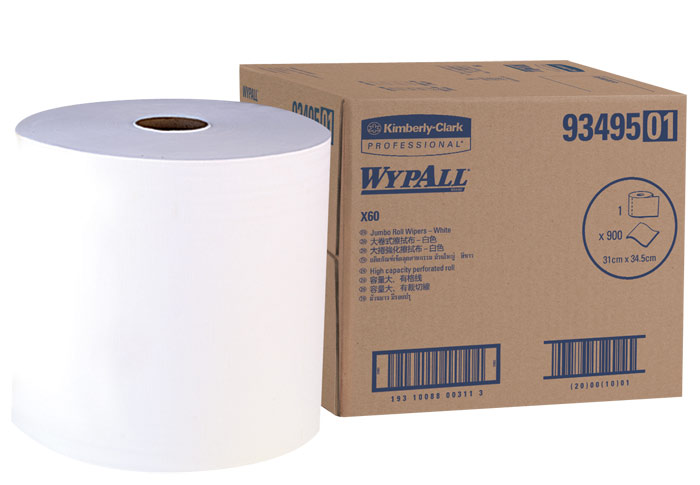 WYPALL* X60 Jumbo Roll Wipers