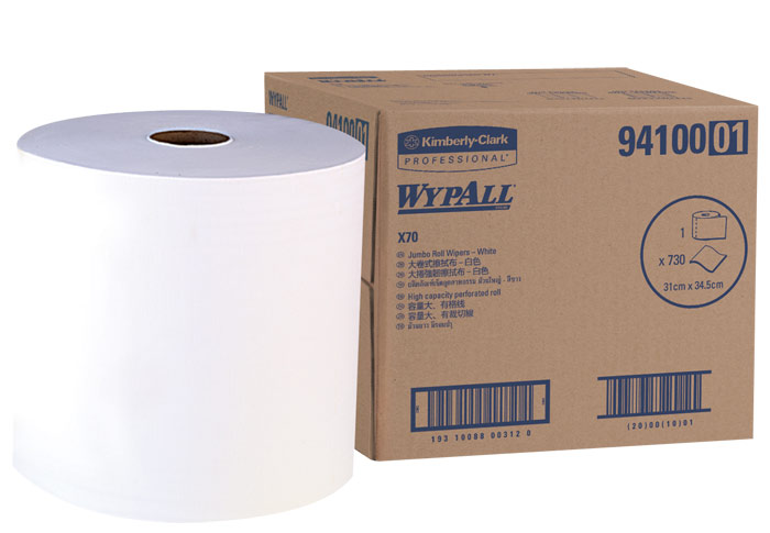WYPALL* X70 Jumbo Roll Wipers